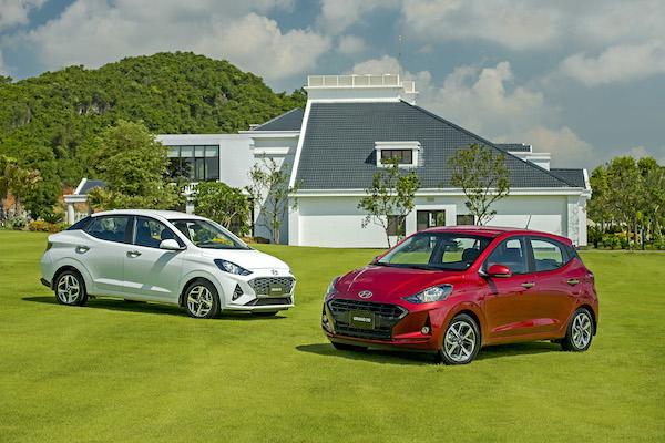 Hyundai Grand i10 ra mắt, 6 phiên bản giá từ 360 triệu đồng