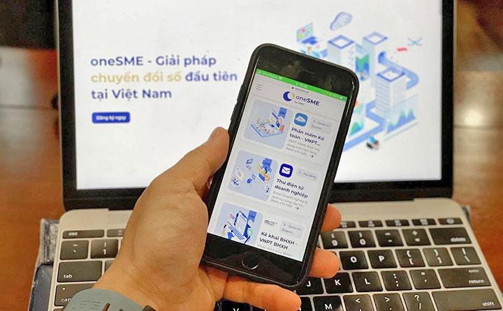 VNPT ra mắt nền tảng chuyển đổi số cho doanh nghiệp SME