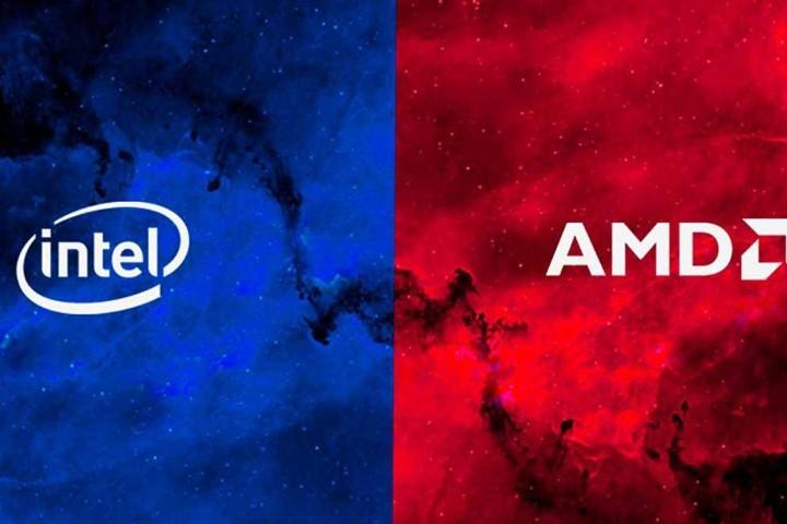 """Nhiều báo cáo cho thấy doanh số chip AMD tiếp tục """"đè bẹp"""" Intel"""