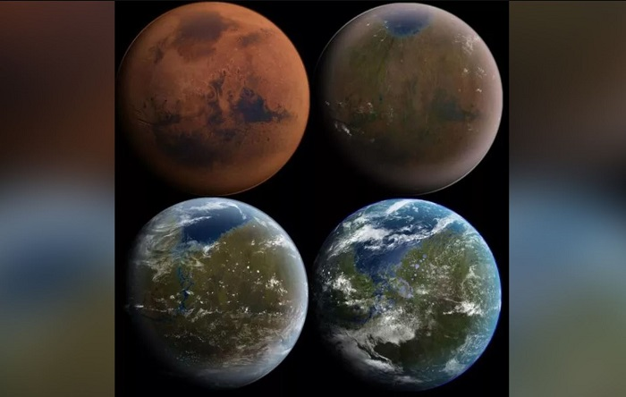 Chúng ta có thể cải tạo sao Hỏa trở nên giống Trái Đất hay không?