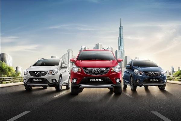 10 ô tô bán chạy nhất Việt Nam tháng 7/2021: Fadil tiếp tục đứng đầu