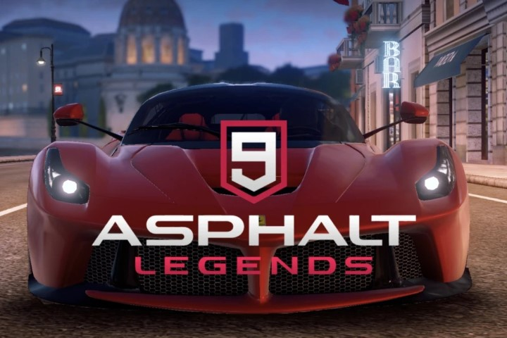 Sony hợp tác Gameloft, tối ưu riêng Asphalt 9: Legends cho Xperia 1 III