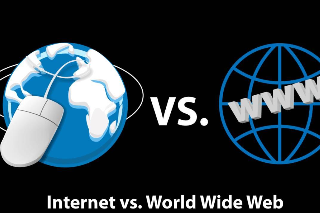 Internet và World Wide Web khác nhau thế nào?