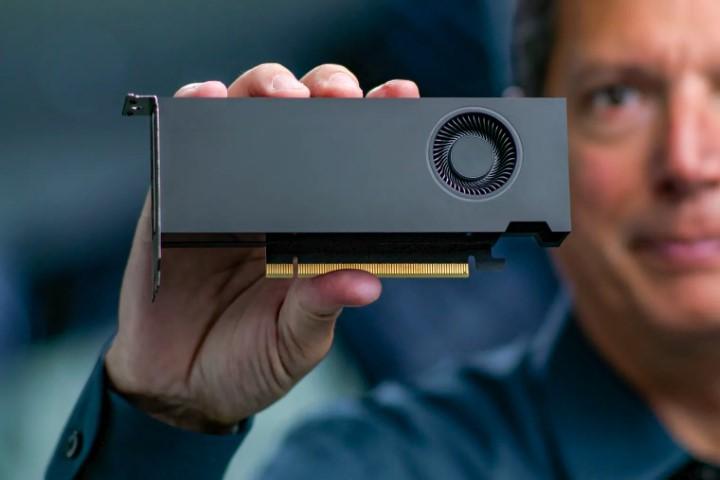 NVIDIA trình làng GPU RTX A2000, kích thước siêu gọn, có thể nhét vừa vào một chiếc PC dạng nhỏ