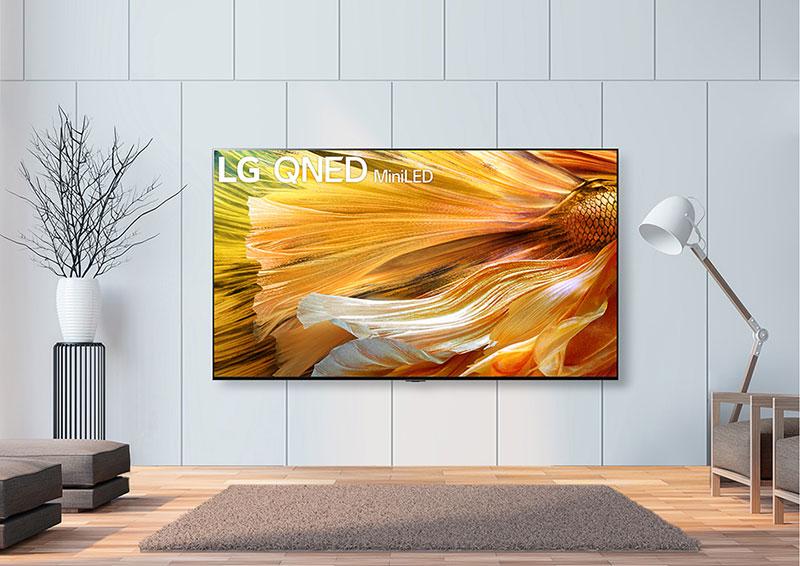 LG tung ra 4 TV QNED mới dùng đèn nền Mini-LED ở Việt Nam, giá 65-140 triệu đồng