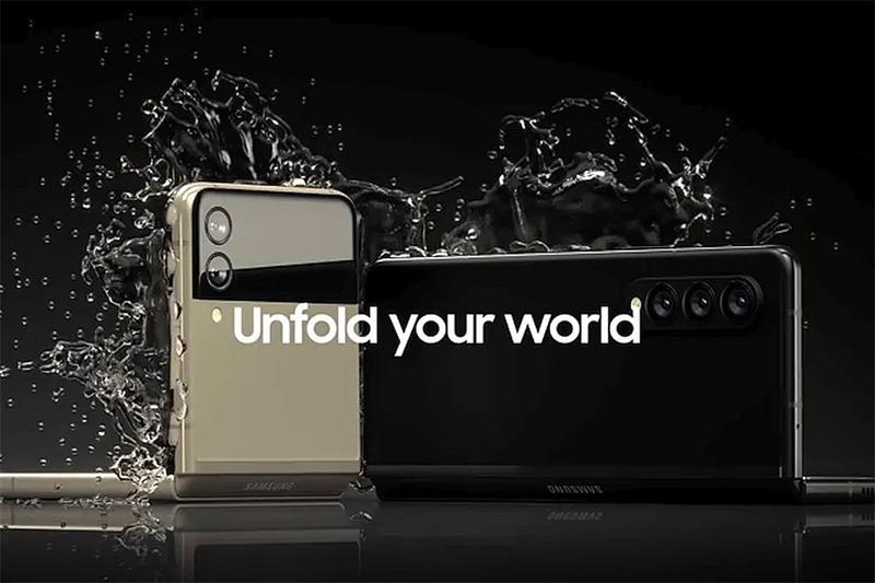 Samsung tổ chức sự kiện Galaxy Unpacked được mong chờ nhất năm