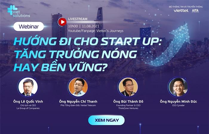 Thị trường startup nóng như… showbiz, các founder cần làm gì?