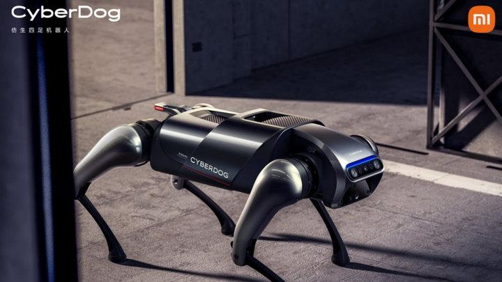 Ngựa quen đường cũ: chó robot Xiaomi CyberDog, lấy cảm hứng từ Boston Dynamics