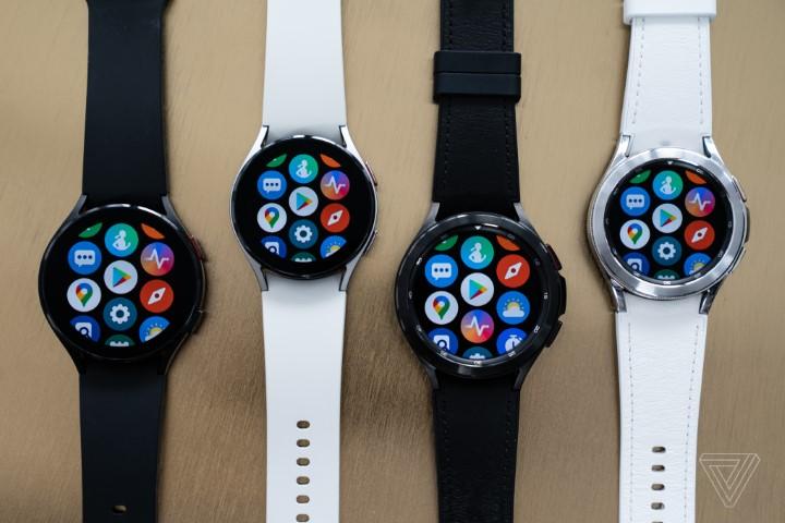 Samsung ra mắt Galaxy Watch 4 và Watch 4 Classic: từ bỏ Tizen OS để sang Wear OS