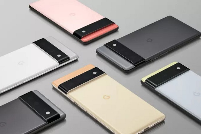 Thêm bằng chứng cho thấy Google Pixel 6 sử dụng cảm biến camera và chip của Samsung