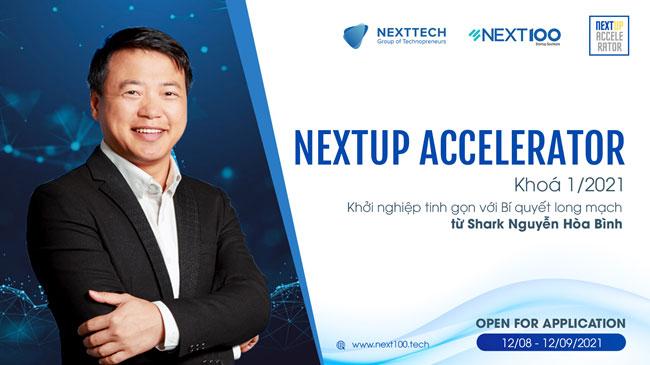 Quỹ đầu tư của Shark Bình mở lớp huấn luyện khởi nghiệp