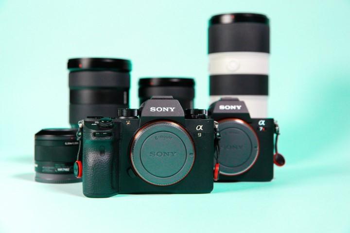 Máy ảnh Sony Alpha A9 đời đầu có thể đã bị ngừng sản xuất