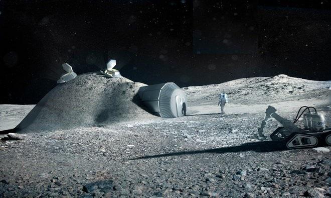 Nhật Bản và Israel kỳ vọng chiết xuất 250kg oxy từ 1 tấn đất Mặt trăng