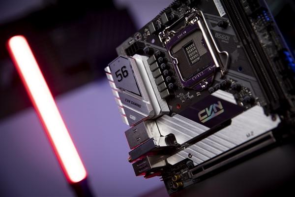 Colorful ra mắt series bo mạch chủ B560 Mini-ITX và card đồ hoạ RTX 3060 Mini