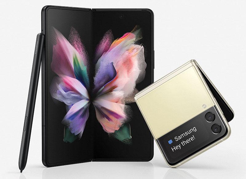 Samsung công bố giá Galaxy Z Fold3, Flip3, Watch 4 series và Galaxy Buds2 ở Việt Nam