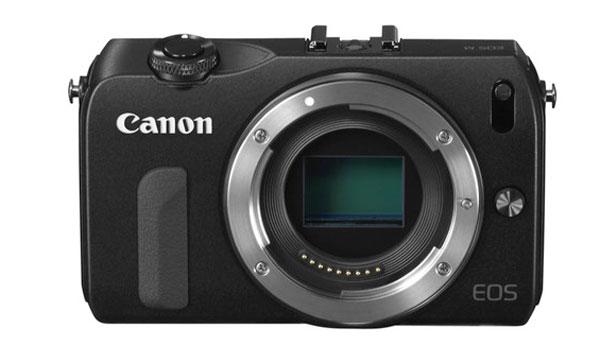 Canon EOS M – máy ảnh ống kính rời bỏ vừa túi quần
