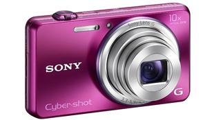 Sony ra máy ảnh ultra-compact WX170 mỏng 17,6 mm