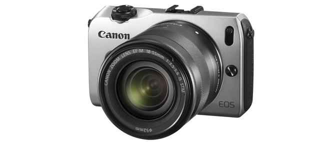Đánh giá nhanh máy ảnh không gương lật đầu tiên của Canon - EOS M