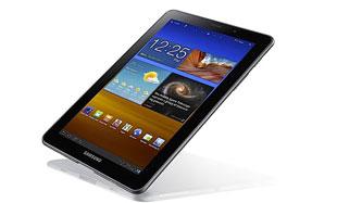 Samsung Galaxy Tab 7.7 bị cấm cửa trên toàn châu Âu