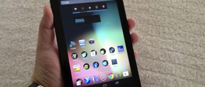 Hậu trường thiết kế Google Nexus 7