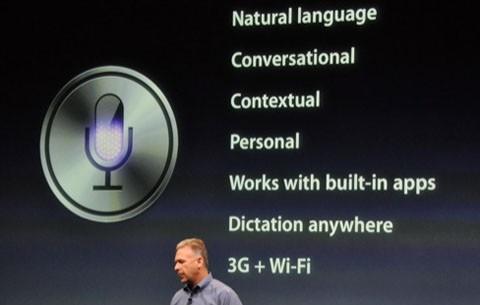 Phát cuồng vì Siri - cô trợ lý thông minh iPhone 4S
