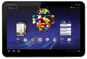 """Motorola Xoom """"lên đời"""" Jelly Bean"""