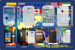 Samsung, Apple chiếm 1/2 thị trường smartphone toàn cầu