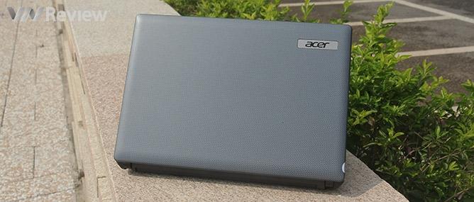 Đánh giá laptop Acer Aspire 4349