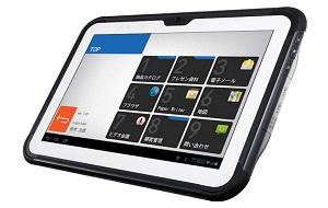 Tablet Casio V-T500E, V-T500-GE siêu bền cho doanh nhân