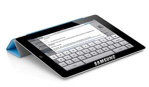 Samsung chuẩn bị ra tablet Retina 11.8 inch