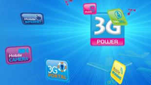 VinaPhone nhân đôi lưu lượng miễn phí data 3G