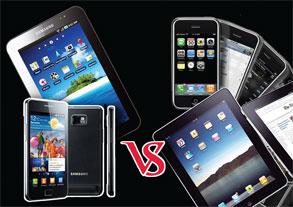 """Apple, Samsung """"vẫn cần có nhau"""""""