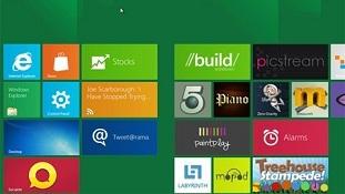 Windows 8 đã có 450 ứng dụng Metro