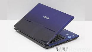 Đánh giá laptop Asus K43E