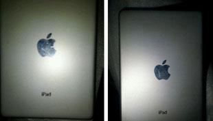 Vỏ lưng iPad mini xuất hiện trên mạng