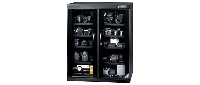 Sắm tủ chống ẩm cho máy ảnh