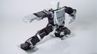 Robot chạy Android của Nhật Bản được trình diễn tại Việt Nam