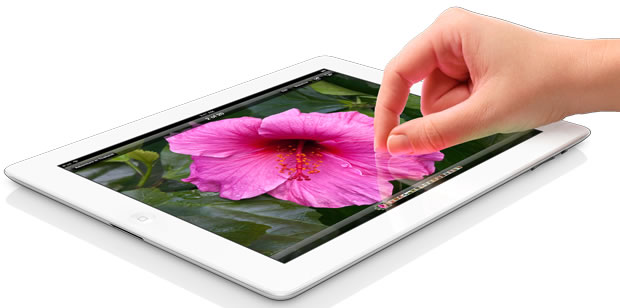iPad chiếm 72% thị phần máy tính bảng Trung Quốc