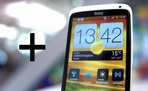 HTC One X + nhanh hơn, mạnh mẽ hơn