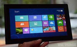 """Trên tay Lenovo ThinkPad Tablet 2 - """"Sát thủ"""" của Surface"""