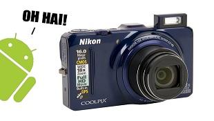 Nikon đang phát triển máy ảnh sử dụng Android