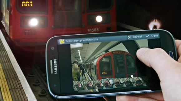 Samsung Galxy S III màu đen có bán vào ngày ra mắt iPhone 5