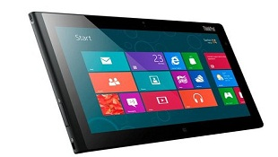Đánh giá nhanh Lenovo Thinkpad Tablet 2