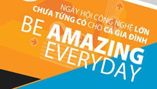 """FPT Telecom cùng Intel tổ chức sự kiện """"Điều kỳ diệu mỗi ngày"""""""