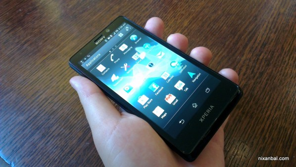 """Sony Xperia T """"Mint"""" lộ diện"""