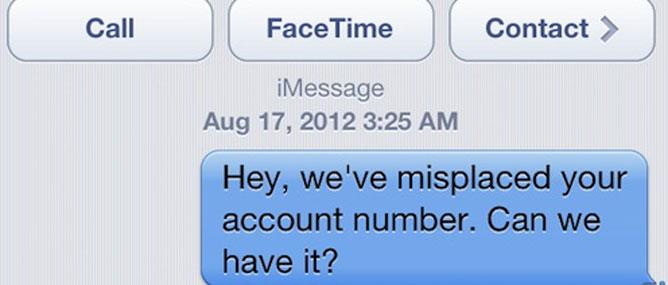 """Lỗi iPhone SMS là """"mối đe dọa cực nghiêm trọng"""""""