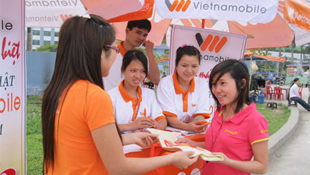Vietnamobile tặng 1 triệu đồng cho khách hàng giới thiệu thuê bao mới