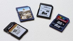 Có phải bạn đang sử dụng thẻ SD phù hợp?
