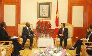 Phó Tổng Giám đốc IAEA đến Việt Nam