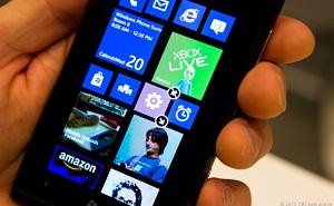 Samsung và HTC đã thiết kế xong điện thoại chạy Windows Phone 8